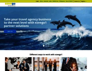 ezeego1.co.in screenshot