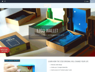ezgowallet.com screenshot