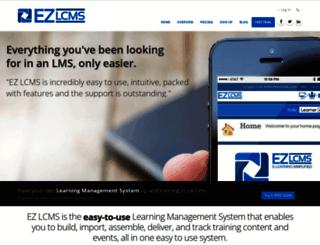 ezlcms.com screenshot