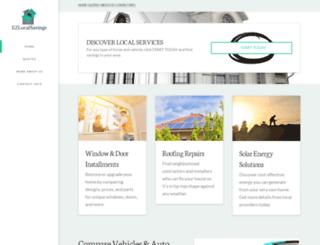ezlocalsavings.com screenshot