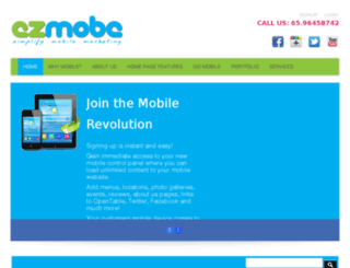 ezmobe.com screenshot