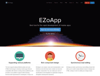 ezoui.com screenshot