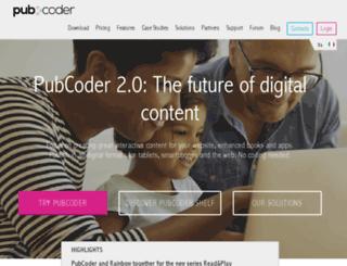 ezpubcoder.conversa-dev.it screenshot