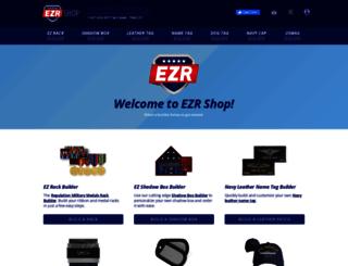 ezrackbuilder.com screenshot