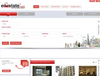 ezstate.com screenshot