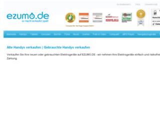 ezumo.de screenshot