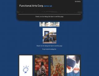 f-arts.co.jp screenshot