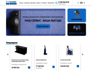 f-cleaning.ru screenshot
