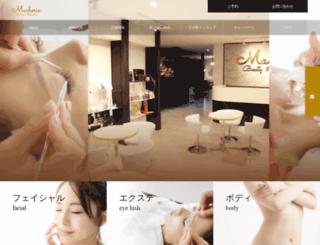 f-macherie.com screenshot