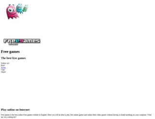 f-r-e-e-games.com screenshot