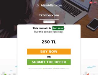 f2haber.com screenshot