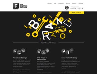 f4f-creative.it screenshot
