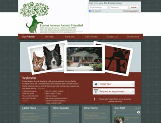 faah.vetstreet.com screenshot