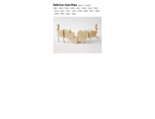 fabricemorillas.com screenshot