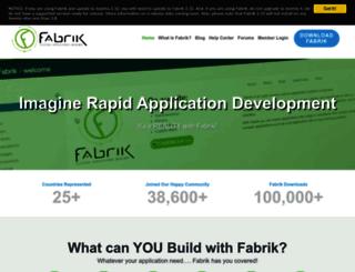 fabrikar.com screenshot