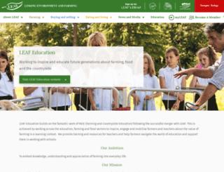 face-online.org.uk screenshot