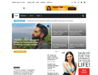 face2friend.com screenshot
