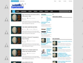 facebookespetacular.blogspot.com.br screenshot