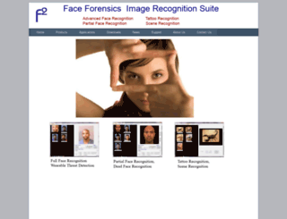 faceforensics.com screenshot