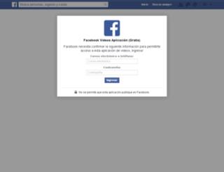faceinfo.viralwebmundial.com screenshot