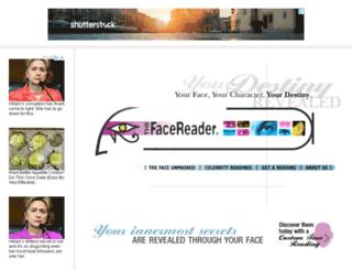 facereader.com screenshot