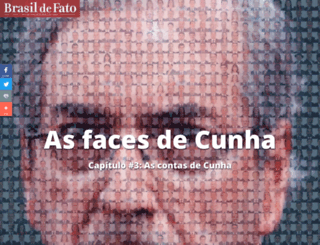 facesdecunha.brasildefato.com.br screenshot