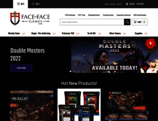 facetofacegames.com screenshot