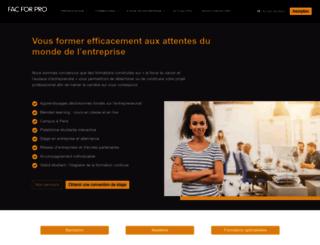 facforpro.com screenshot