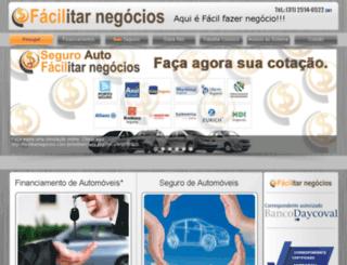 facilitarnegocios.com.br screenshot