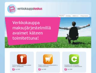 facinet.webs.fi screenshot