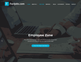 factjobs.com screenshot