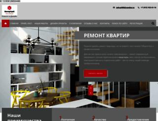 factorstroy.ru screenshot