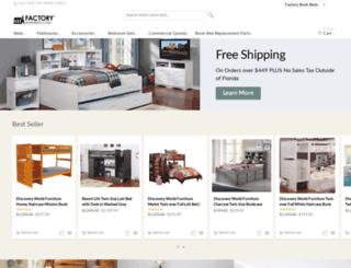 factoryestores.com screenshot