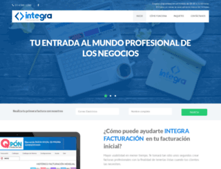 facturacionelectronica-cfdi.com.mx screenshot