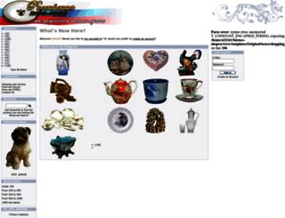 faience-shop.ru screenshot