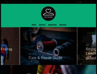 fair-fashion.net screenshot