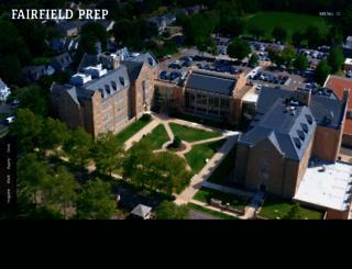 fairfieldprep.org screenshot