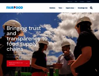 fairfood.org screenshot