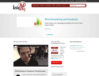 fairsay.com screenshot
