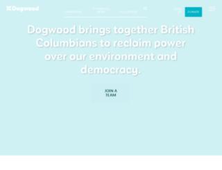 fairsharebc.dogwoodinitiative.org screenshot