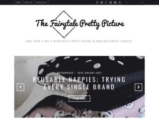 fairytaleprettypicture.co.uk screenshot