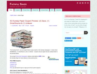 faithfulsaver.com screenshot