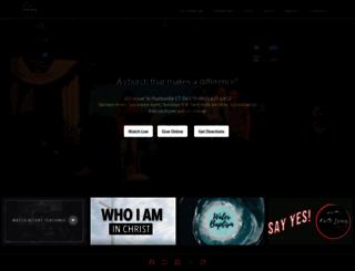 faithlivingchurch.com screenshot