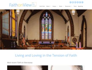 faithonview.com screenshot