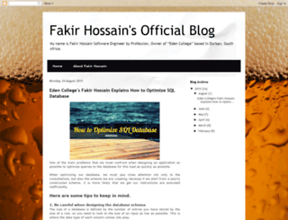 fakirhossain.blogspot.com screenshot