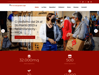 falacosagiusta.org screenshot
