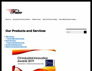 falcoemotors.com screenshot