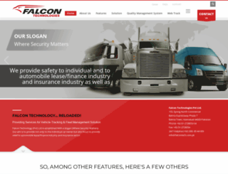 falcontech.com.pk screenshot