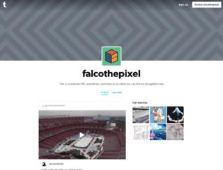 falcothepixel.tumblr.com screenshot