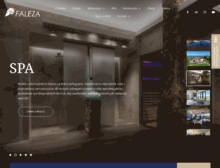 faleza.pl screenshot
